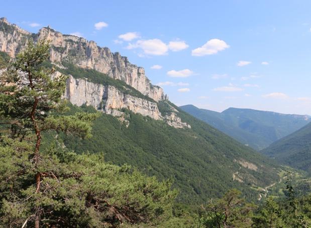 Randonnée, Via Ferrata, canoë, rando aquatique... le Vercors Sud est un formidable terrain de jeu - Photo JFR
