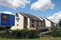 Comfort Hotel Chelles Marne-la-Vallée Comfort - Photo DR