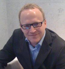 Sylvain Caucheteux, directeur commercial et marketing du groupe MMV