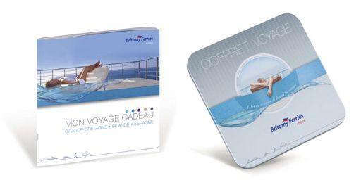 Brittany Ferries lance ses coffrets cadeaux 2012