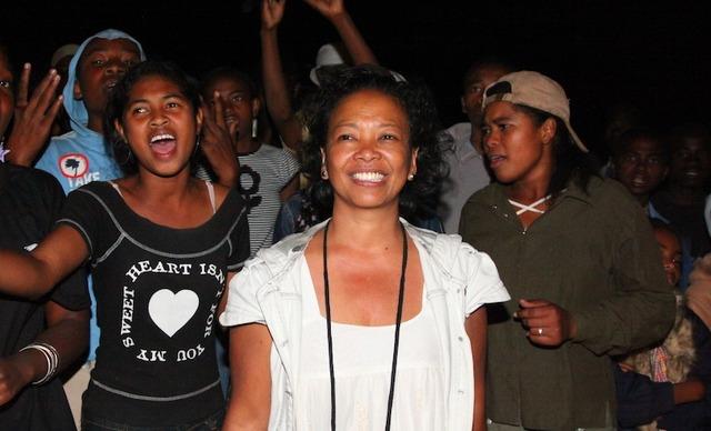 Josielle Randriamandranto, dirige l'agence Jacaranda spécialiste de Madagascar - Photo DR