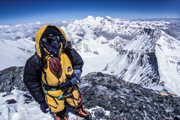 Au-delà de 8 000 mètres, on est dans la zone de la mort. Il y fait très froid, l'oxygène est rare et le corps ne peut y tenir beaucoup plus de 24 heures © Jean-Marc Porte