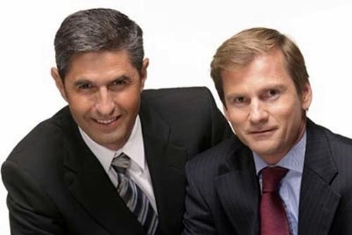 Nicolas Brumelot, nouveau Députy CEO et Carlos da Silva vice-président non executive, accèdent également au board du Groupe