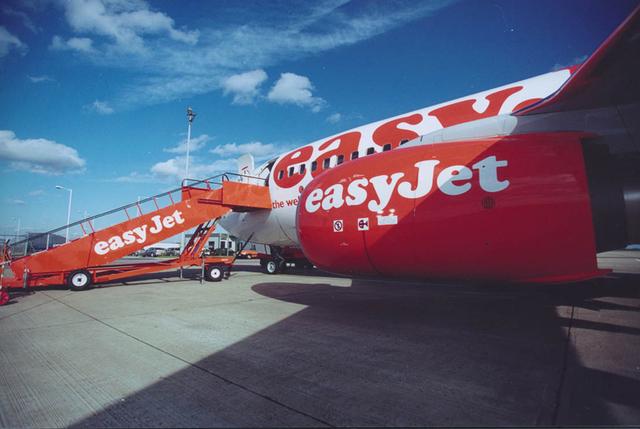 Easyjet lance le speedy boarding orly - Comptoir easyjet orly sud ...