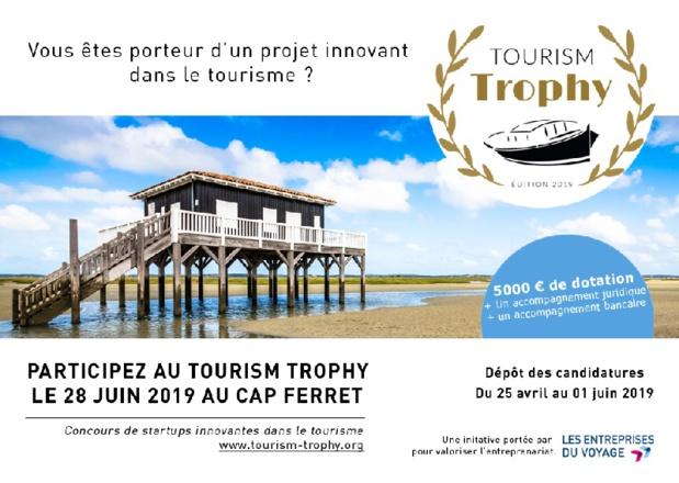 Les start-up s'affronteront vendredi 28 juin prochain sur la pointe du Cap Ferret, à la cabane du Mimbeau, pour décrocher le titre 2019 de startup innovante dans le tourisme - DR