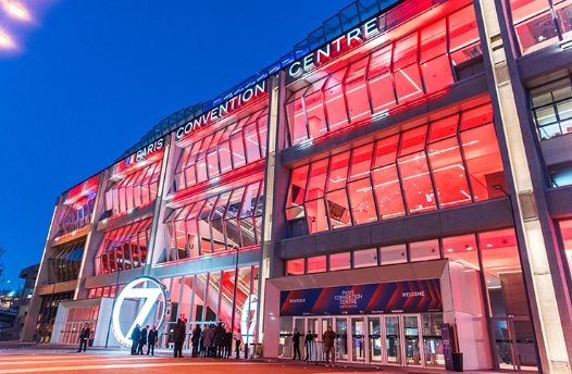 Près de 30 000 professionnels sont attendus à Paris Convention Centre et dans les autres pavillons de Paris Expo Porte de Versailles - DR