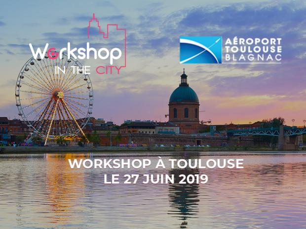 """Rendez-vous le 27 juin 2019 au Bus 111 à Toulouse pour rencontrer 12 partenaires lors de la première date de """"Workshop in the City"""" - DR"""