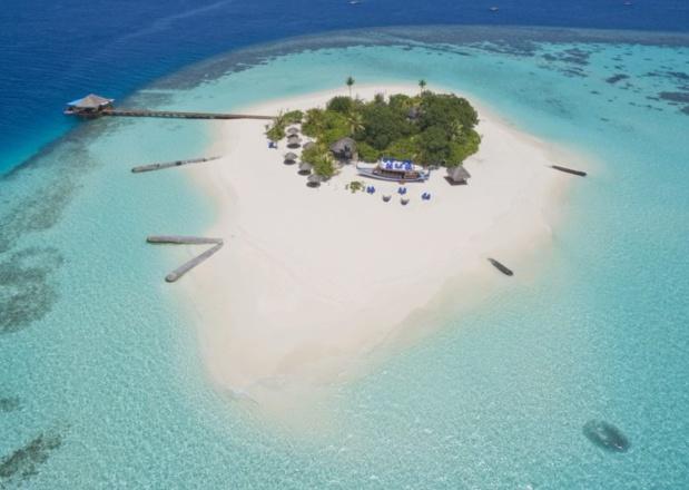 Îlot Lonubo, hôtel Maafushivaru, atoll d'Ari, Maldives - © Maafushivaru - Kuoni.fr