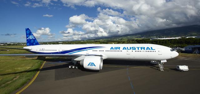 Air Austral a ouvert les ventes vers les Seychelles