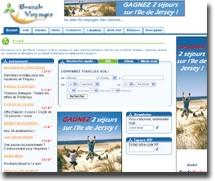 Breizh-Voyages.fr : des voyages au départ de l'Ouest !