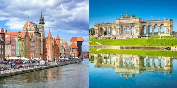 Face au succès des ventes sur les destinations de l'Europe de l'Est, Voyamar a décidé d'étoffer son offre pour la saison 2019-2020 - DR : Voyamar