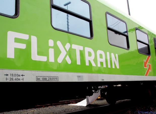 L'offre proposée par FlixTrain serait équivalente aux trains Intercités - DR : FlixMobility
