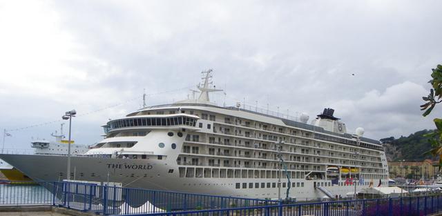 Déjà implanté dans les ports en Norvège mais inédit en France, ce système d'alimentation directe évite aux navires en escale d'utiliser leurs machines pour produire l'alimentation électrique nécessaire - DR