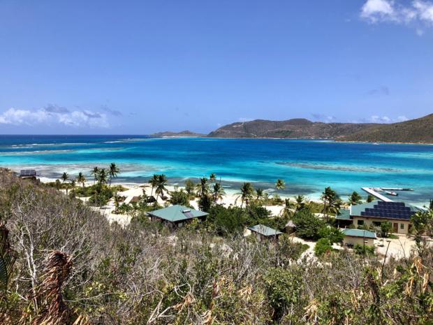 Eustasia, un hôtel et une île juste pour vous, parce que vous le valez bien... /crédit photo JDL