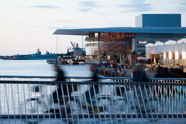 Le port de Copenhague - DR : Kim Wyon