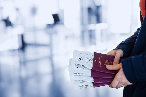 Ryanair monétise ses cartes d'embarquement - Crédit photo : Depositphotos @shalamov