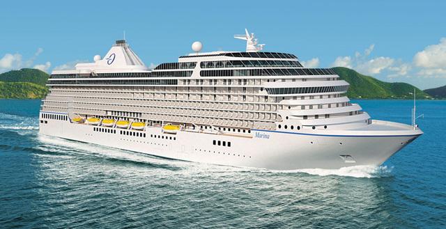 Le Riviera, nouveau bateau de la compagnie Oceania Cruises - Photo DR
