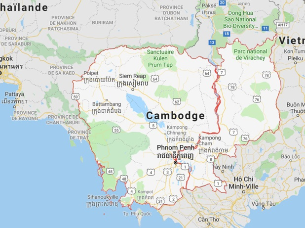 Le Cambodge fait actuellement face à une forte recrudescence de cas de dengue. - DR