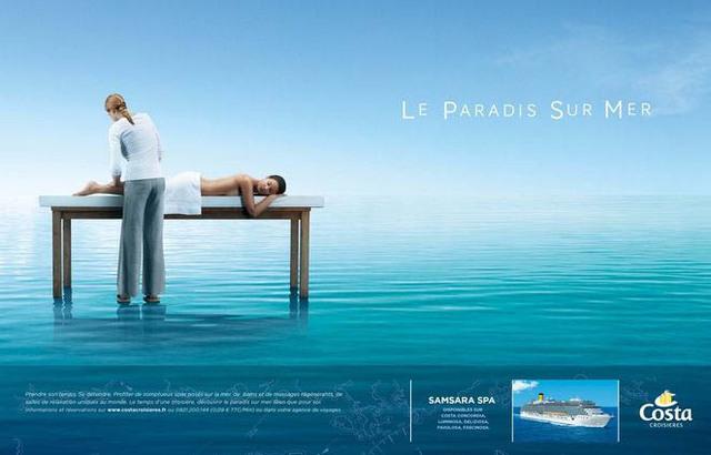 Costa Croisières lance une nouvelle campagne publicitaire
