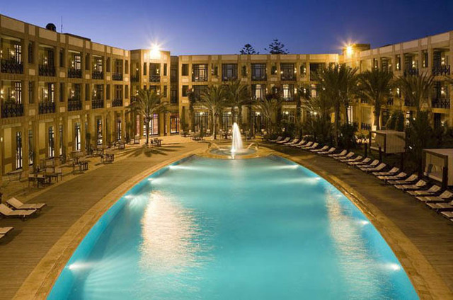Accor le m dina essaouira h tel rejoint la collection for Hotels 5 etoiles