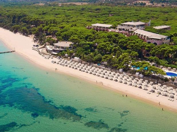 crédit photo : Forte Village Resort Sardaigne