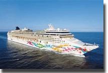 Le Norwegian Pearl débute ses programmes le 22 décembre 2006