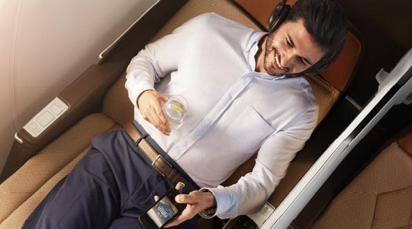 Oman Air propose un surclassement de dernière minute...aux enchères - Crédit photo : Oman Air