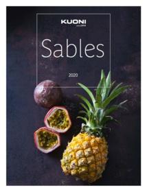 La brochure Sables ne se cantonne plus à l'Océan Indien et propose la Thaïlande, le Vietnam et l'Indonésie - DR : Kuoni