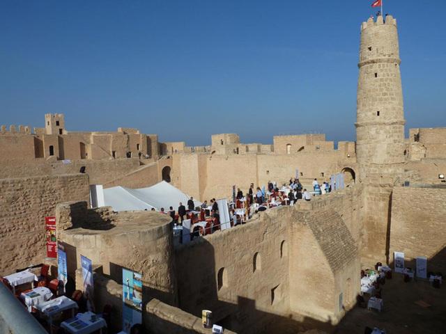Workshop des partenaires AS Voyages dans le site historique du Ribat de Monastir - Photo DR MS
