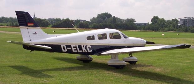 Un Piper P28-161 - Photo Wikipedia