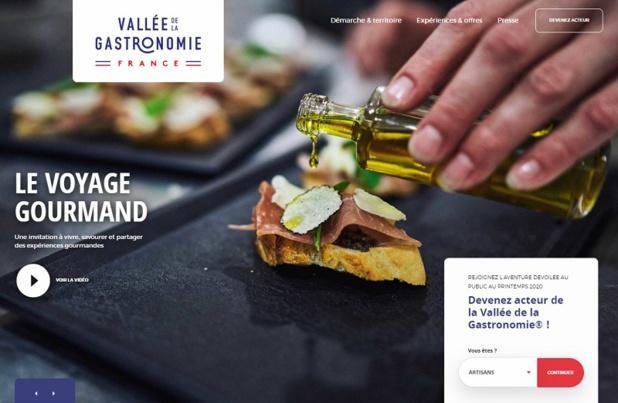La Vallée de la Gastronomie : capter les touristes qui empruntent l'autoroute du soleil en leur proposant des établissements labellisés et des « expériences remarquables » - DR