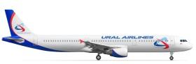 Ural Airlines est l'une des principales compagnies aériennes russes - DR