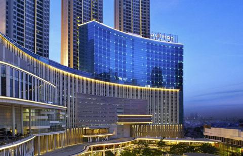 L'hôtel Pullman de Djakarta est le second établissement de la marque en Indonésie - Photo DR