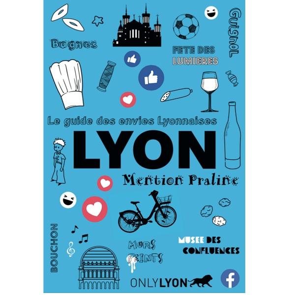 Facebook sort un guide de voyages papier sur Lyon - Céditr photo : Facebook