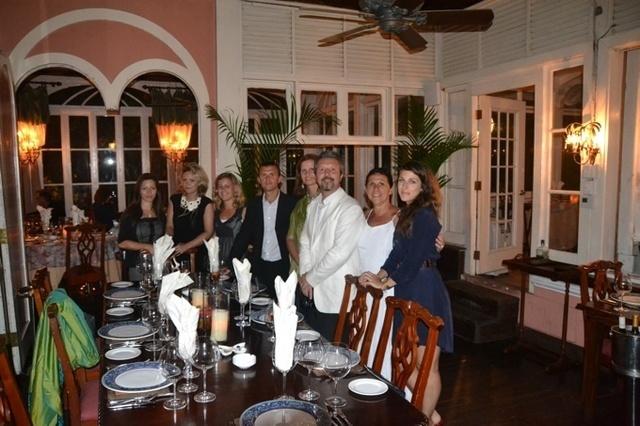 """Les TO présents lors du """"Island Hoping"""" ont pu visiter plusieurs hôtels de l'archipel des Bahamas - Photo DR"""