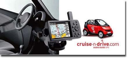Cruise-n-drive : un concept innovant