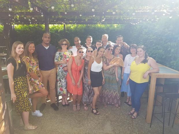 Les 12 partenaires du premier Workshop In The City qui a eu lieu à Toulouse le 27 juin dernier - DR MyEventStory