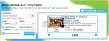 Pour fêter son troisième anniversaire, Anyresa.com lance sa version 3 - DR