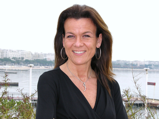Isabelle Gainche, nouvelle responsable marketing du Palais des Festivals de Cannes - Photo DR