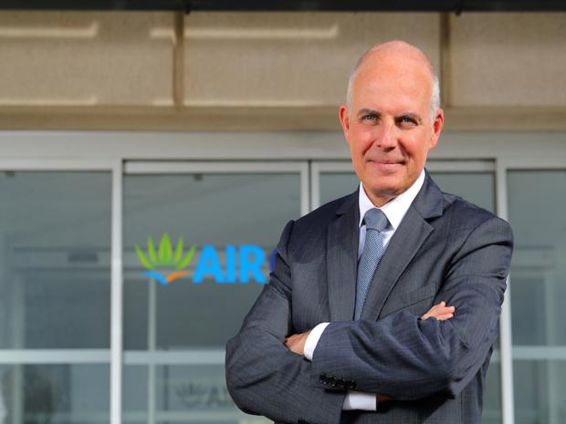Patrick Malval va quitter ses fonctions de président du directoire - DR : Air Caraïbes
