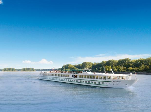 CroisiEurope vient d'adopter le GTL. À court terme, l'ensemble de la flotte en France en sera équipée - DR : CroisiEurope