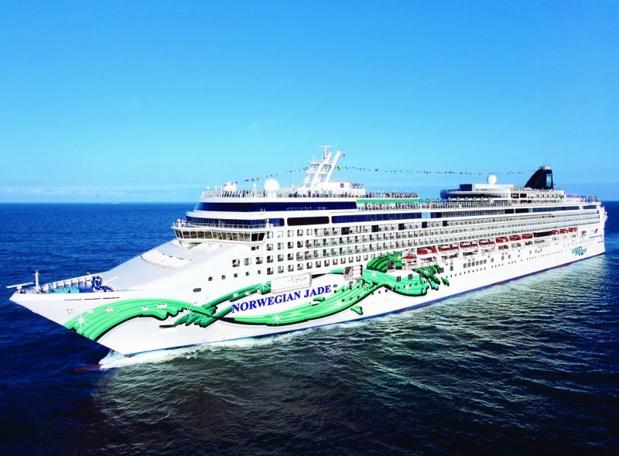 Le Norwegian Jade naviguera en Méditerranée, à compter du 8 septembre 2020, pour des croisières de dix et onze jours : DR : NCL