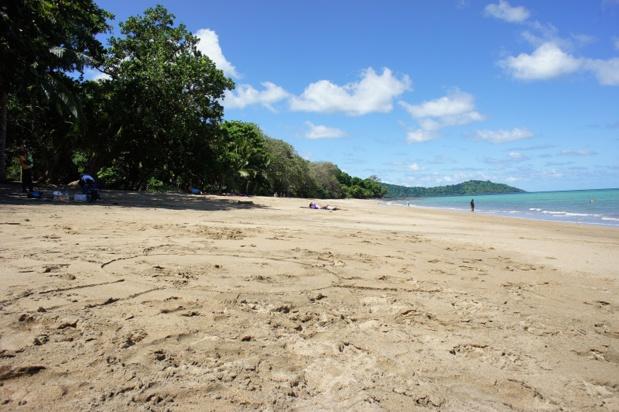Une des plages de Mayottes sur Grande-Terre - DR CE
