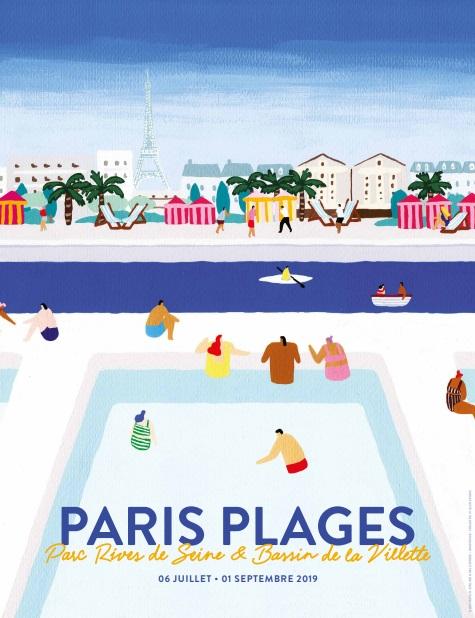 Paris Plage revient pour la 18ème édition !