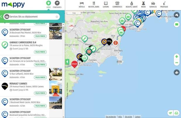 TravelCar propose aux propriétaires de véhicules la mise en location de leur voiture en échange d'un parking gratuit à l'aéroport.- DR