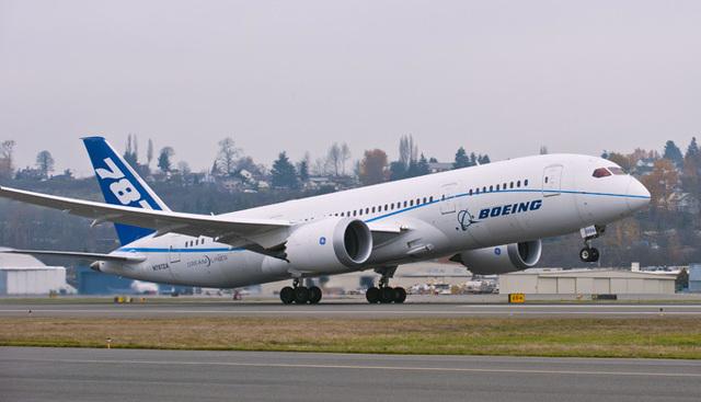 Double record pour le Boeing 787 Dreamliner