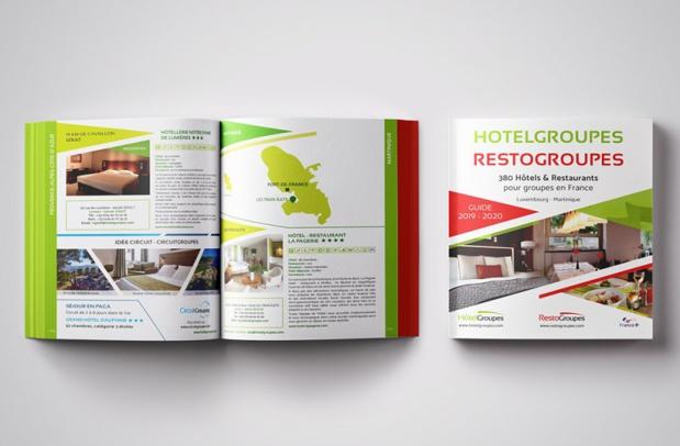 La nouvelle brochure Hotelgroupes-Restogroupes - DR