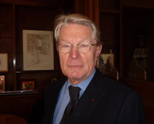 Jean-Pierre Teyssier est inconnu dans le monde du tourisme et des voyages. Il est en cela en phase avec la Charte. Photo DR