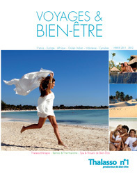 La brochure de Thalasso n°1 - Photo DR