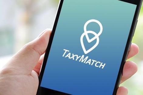Dès septembre, TaxyMatch proposera les transferts depuis Paris intra muros vers les aéroports d'Orly et de CDG, très tôt le matin - DR : TaxyMatch